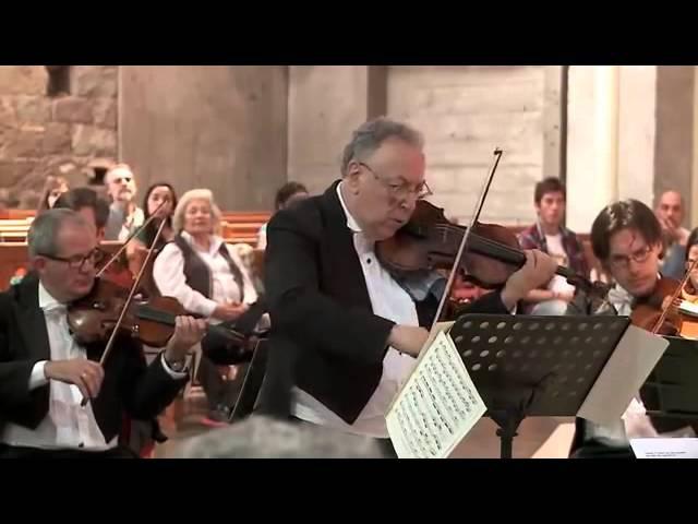 Vivaldi Las Cuatro Estaciones Catedral de Bariloche Semana Musical Llao Llao Rafael Gintoli360p H 26