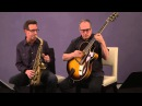Eric Marienthal with Chuck Loeb Puentes Album version