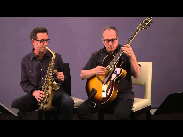 Eric Marienthal with Chuck Loeb -