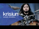 Combustion inferno - Krisiun no Estúdio Showlivre 2013