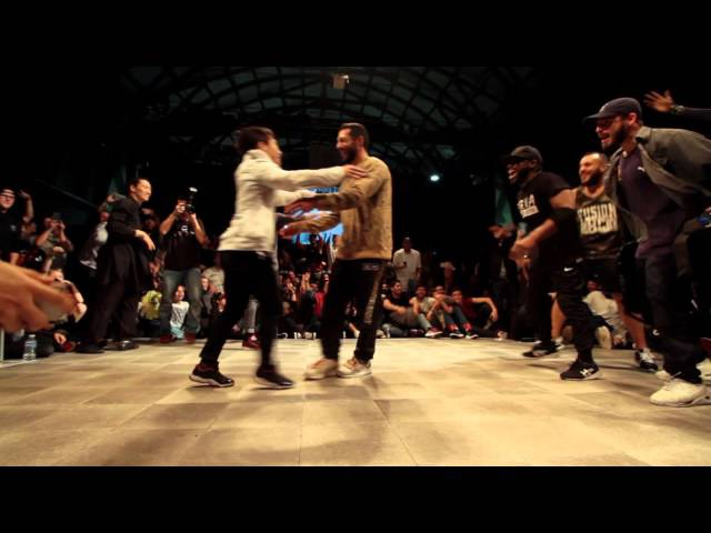 Pocket - Issue VS Junior - Yaman Final LCB 6 (2015)