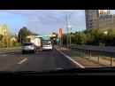 Москва - Тверь / Moscow - Tver 05/08/2014 (timelapse 4x)