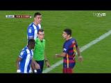 Барселона - Эспаньол 4-1 (6 января 2016 г, 1⁄8 финала кубка испании)