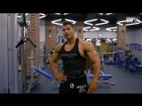 Как накачать спину Тренировка от Дениса Гусева