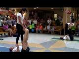 Международный день Йоги 21.06.2015. Акро-Йога.