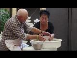 Чувственный урок по лепке из глины ( по фильму