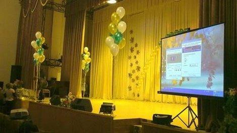 Прокат проектора в Алматы