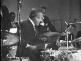 Gene Krupa &amp Buddy Rich Famous Drum Battle