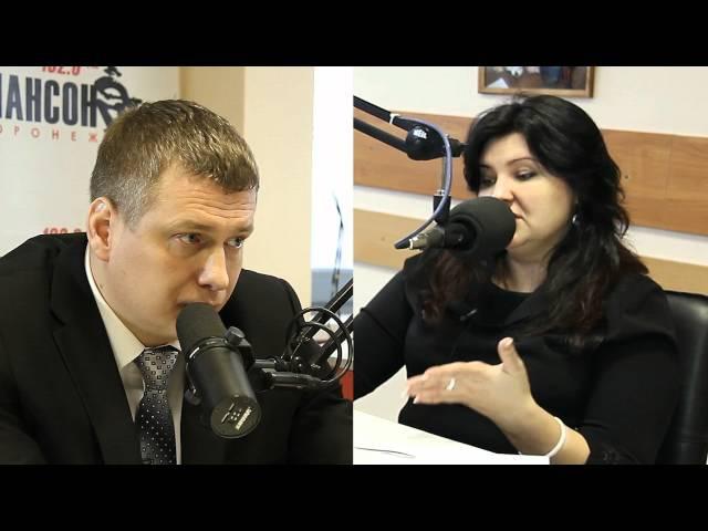 Руководитель Центра ЗаконЪ Олег Рукавицын в прямом эфире программы Открытый р...