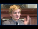 Oxford Union Jack Gleeson