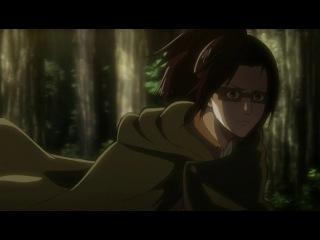Атака Титанов 21 серия [KANSAI Studio] AnimeStaRs.Ru смотреть аниме онлайн бесплатно на Sibnet