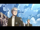 Атака Титанов - 3 Серия [озвучка KANSAI Studio] смотреть аниме онлайн бесплатно на Sibnet