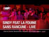 Sindy feat La Fouine - Sans Rancune - Live - CCauet sur NRJ