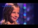 у маленькой девочки самый сильный оперный голос в мире просто шок как она поет