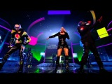 The X Factor HD - Black Eyed Peas - The Time (Dirty Bit)