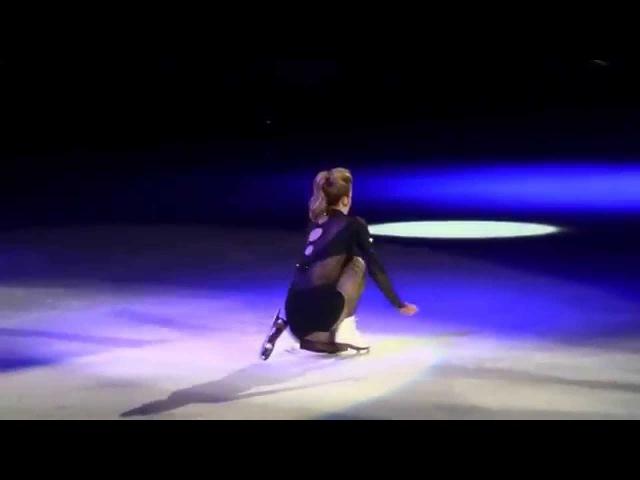 Ashley Wagner - Sweet Dreams Stars on Ice 2014, Orlando FL