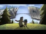 Gravity falls dippers run -Woodkid -  Run boy run