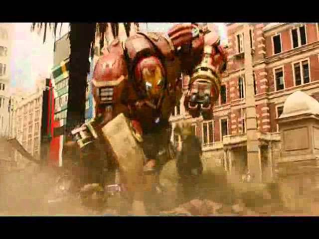 Hulk VS Hulkbuster | Халк vs Халкбастер | Мстители: Эра Ультрона
