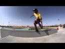 Streetskating with Ayoub el Gharib from Morocco
