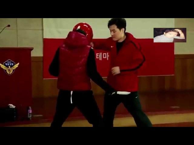 [EDH] SELF DEFENSE SYSTEMA KOREA Kỹ Thuật tự vệ và tự vệ chống dao của Systema Korea