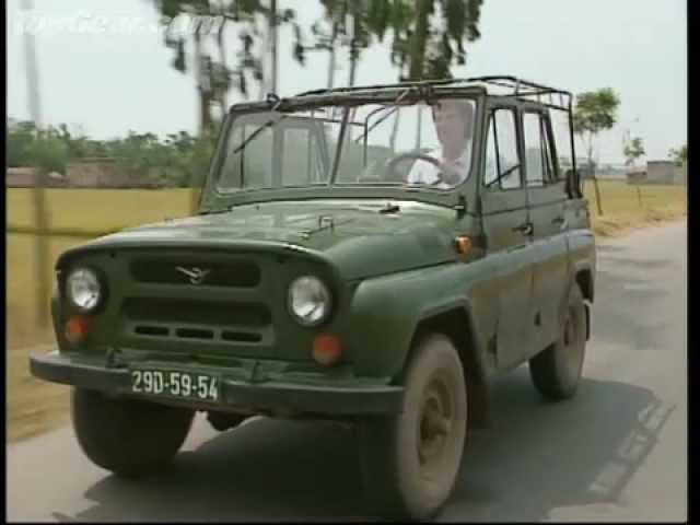 Vietnam The Worst Car in the World Jeremy Clarkson's Motorworld BBC