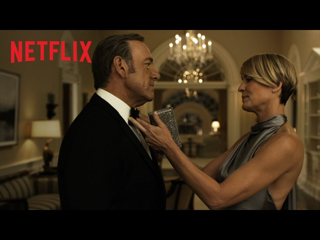 House of Cards - Season 3 | Official Trailer [HD] | Netflix