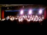Davenant School Gospel Choir performing the DJ Spen &amp Jasper Street Company song - Solid Ground