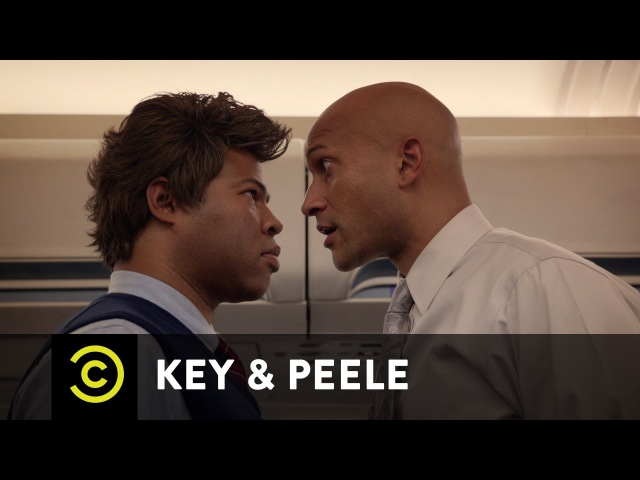 Key Peele Turbulence Uncensored