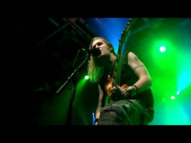 Children of Bodom Living Dead Beat Live at Stockholm 2006 HD