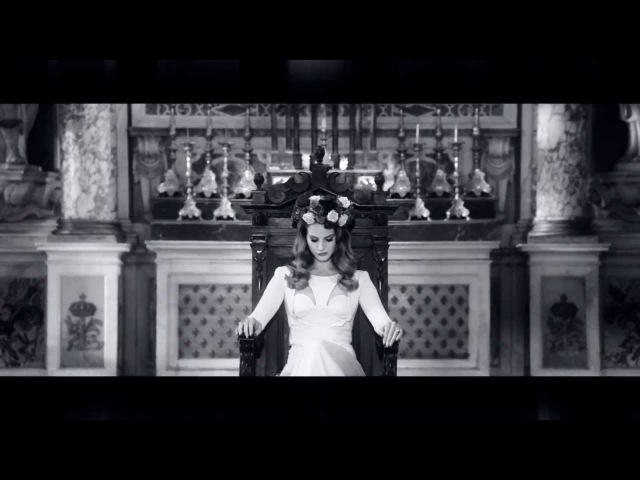 Lana Del Rey - Born To Die (Gemini Remix) (Official Video)