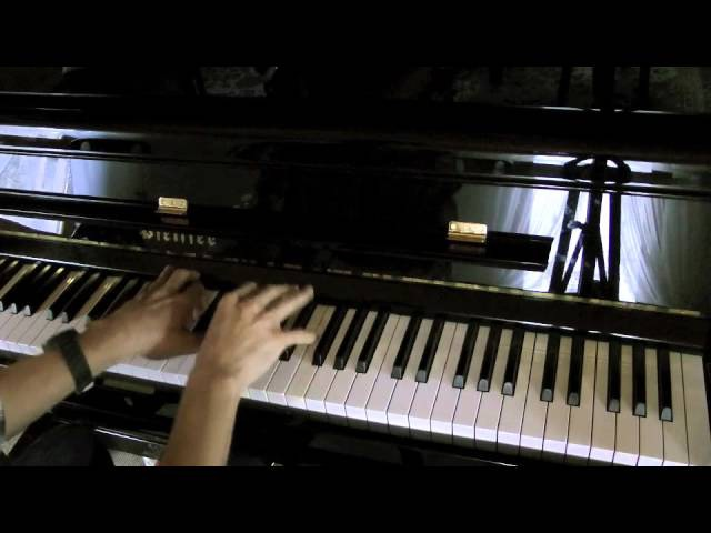 Primeval: New World Ending Theme (Extended Piano Cover)