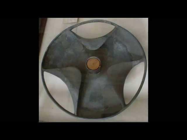 1 часть. Египет, Пирамида, Тайна диска Сабу РАСКРЫТА, Технологии богов. The Tri-lobed disk ...
