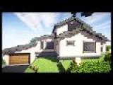 КРАСИВЫЙ ЖИЛОЙ ДОМ в майнкрафт - Серия 32 - Timelapse - Minecraft - Строительный креатив 2