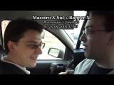 Maestro A-Sid + Rapper X Разговоры + freestyle @ 25.09.2005, С-Пб