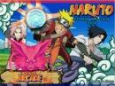 Naruto Storm M.U.G.E.N. 2010. Gaara vs Sasuke Chunin / ガアラVSサスケ中忍
