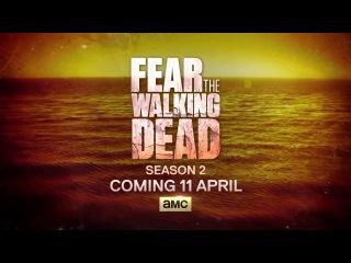 Бойтесь ходячих мертвецов / Fear the Walking Dead (2015) Трейлер - KinoSTEKA.ru