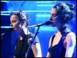 Bjork & PJ Harvey - I Can't Get No Satisfaction[live 1994]