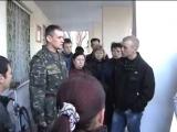 24.03.2014. Днепродзержинск. Военкомат.