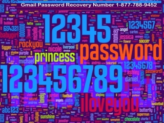 Call Gmail Password Recovery Number 1-877-788-9452. To Get Instant Help