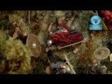 Битва в Тевтобургском лесу, сентябрь 9 года н.э. (диорама)