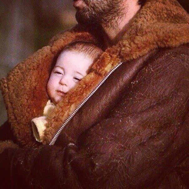 Быть хорошим отцом - наверное, высшее достоинство мужчины.