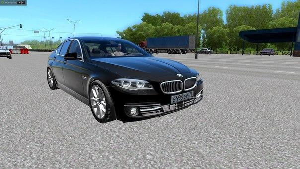 City Car Driving Topic Bmw 535i Xdrive F10 1 5 0 1 1