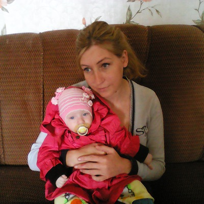 Оксана Парфёнова
