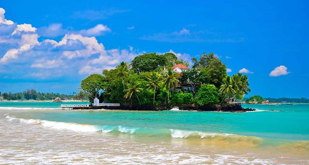 Romantic Pictures Of Tropical Beaches: 10 Most Romantic Beach Resorts In Sri Lanka