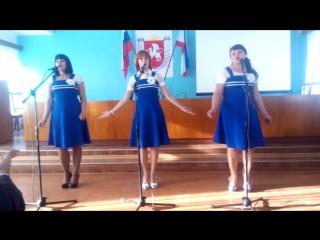 Солистки вокальной группы