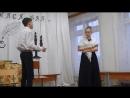 отрывок из пьесы Ревизор 9бкл