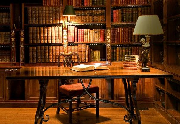 [Рассказ] Библиотекарь. Эрик Берн. Глава 1