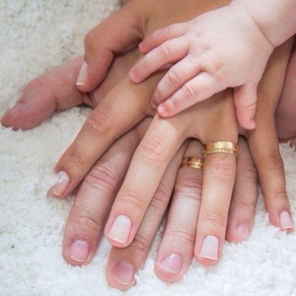 Семья — единственное твоё настоящее богатство.