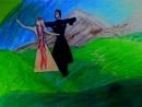 Картули даиси грузинский свадебный танец