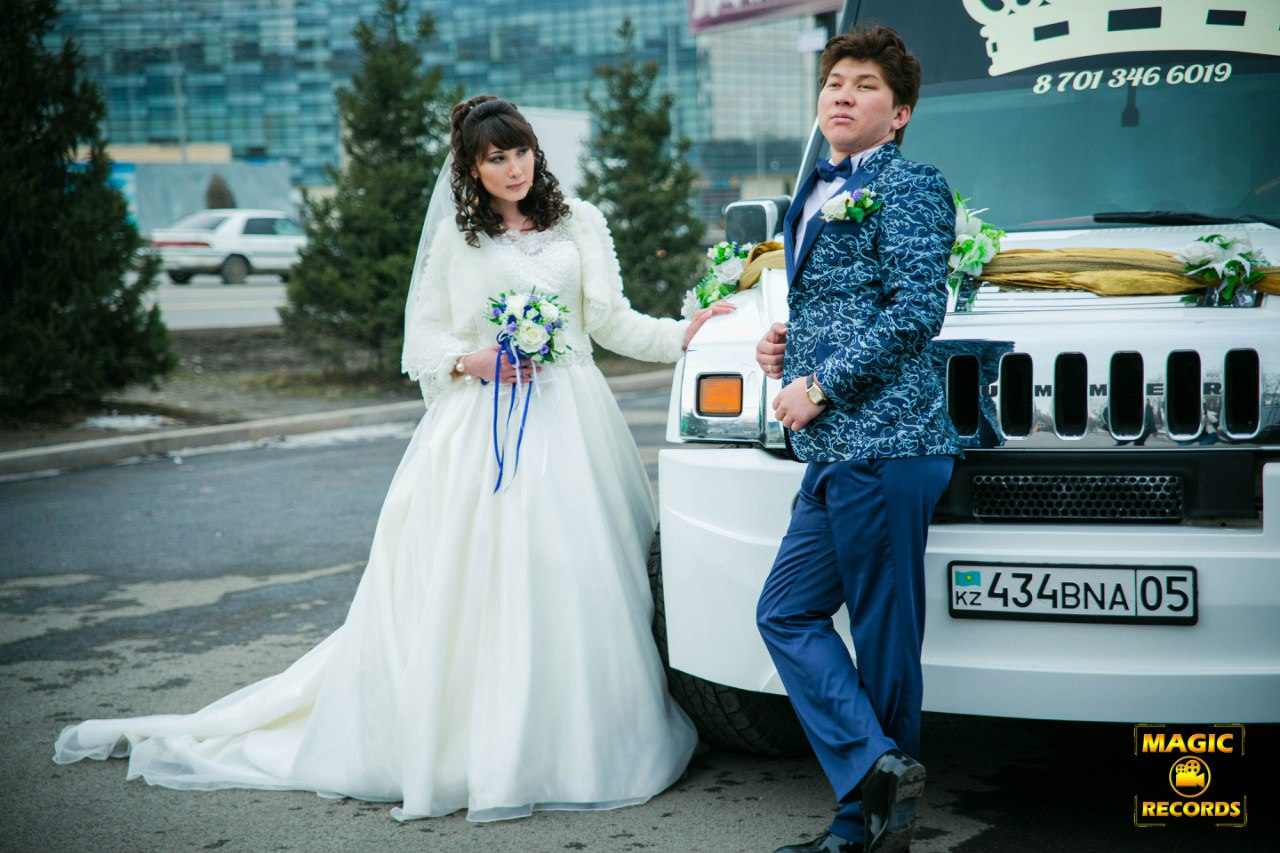 Свадебный фотограф Алматы